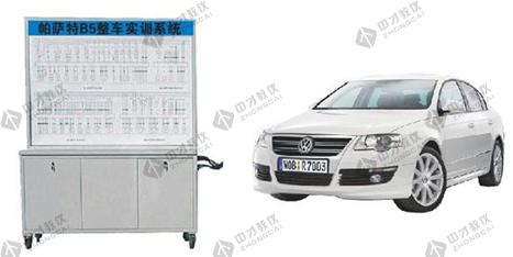 新动力汽车实训装备 新动力整车检测与诊断实训台(比亚迪E5)
