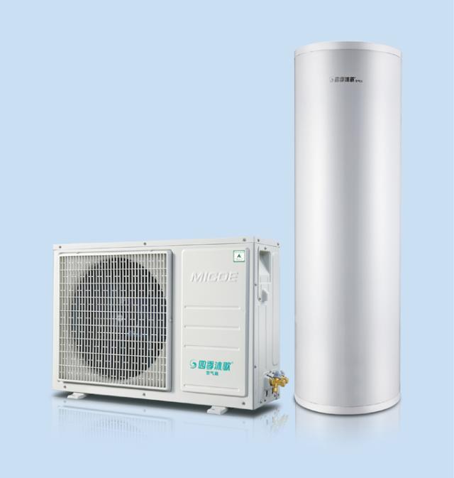 湖南酒店空气能热水器工程