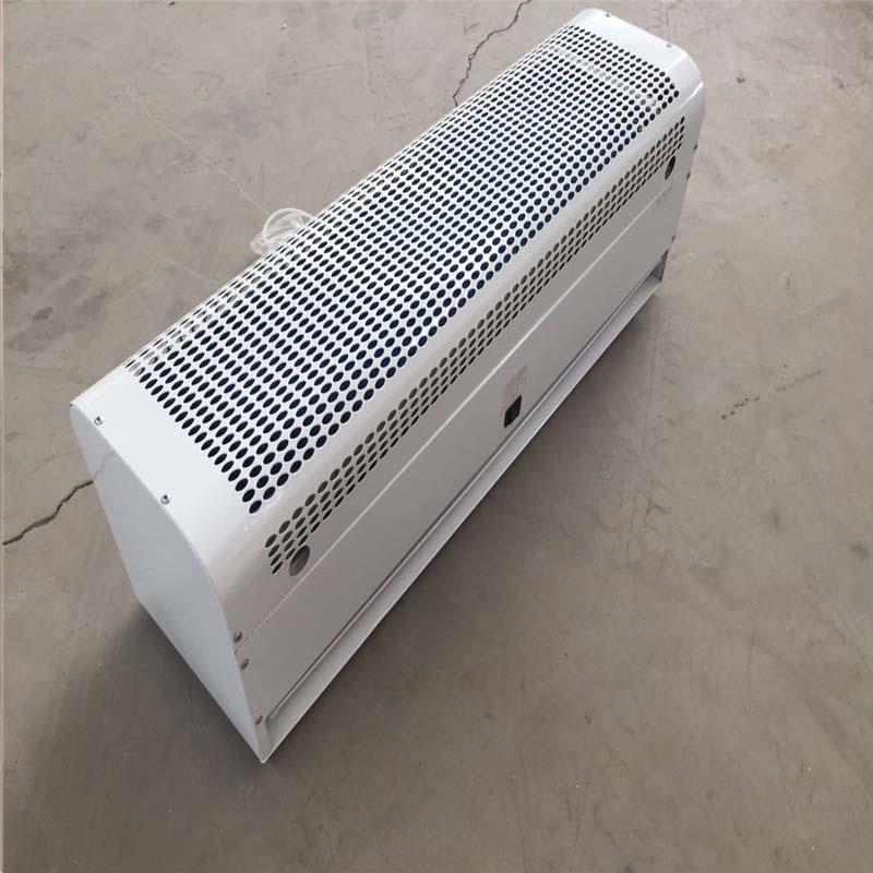 贯流式热水风幕机 1.5米贯流式空气幕
