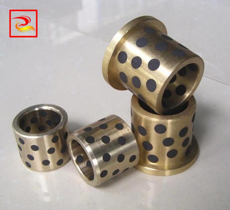 供應鋼廠軋鋼設備配件石墨銅套