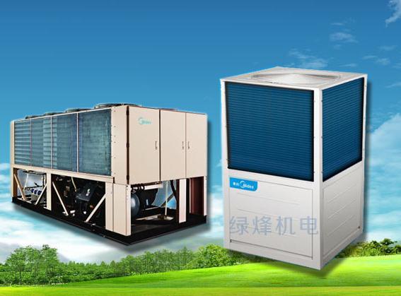 选对伙伴,这些东莞美的空调工程机产品让你高效作业