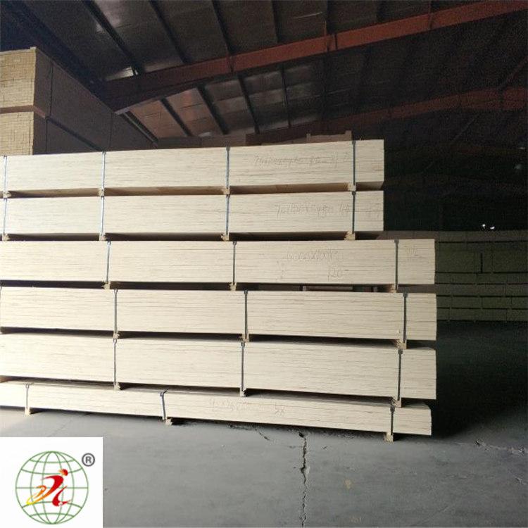 一次成型不开胶包装板 全杨木LVL木方定制