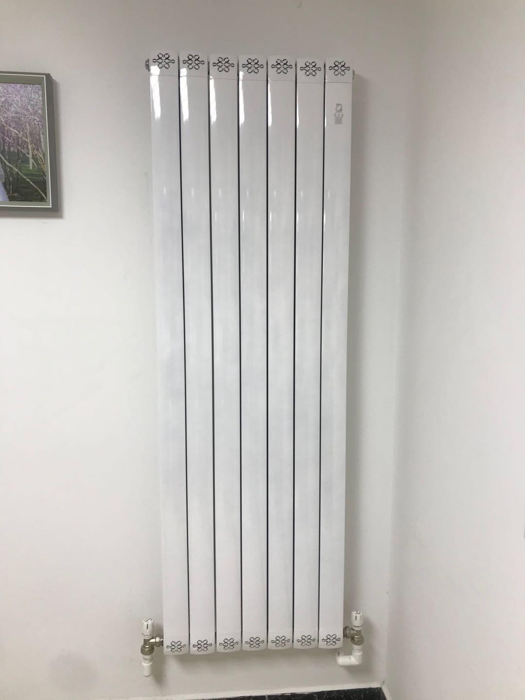 """郑州明装暖气片安装""""1天完工"""""""