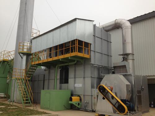 山西鍍鋅廠等離子廢氣處理設備