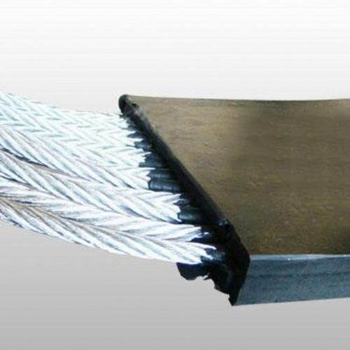 重慶水泥窖防撕裂提升機鋼絲膠帶供應商推薦
