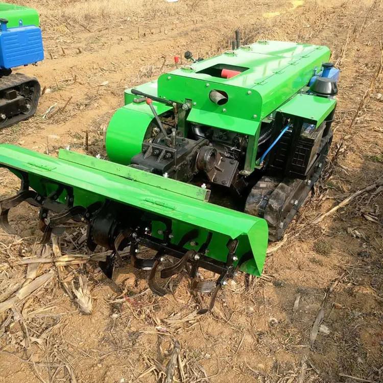 自走式柴油開溝機 農用田園管理機 多功能開溝施肥機生產廠家