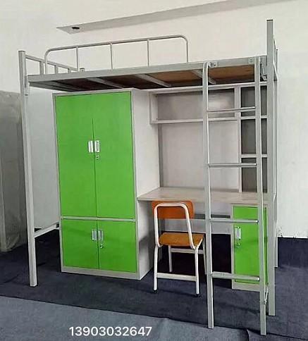 東莞學生宿舍公寓床支持定制 承重300kg 工廠出廠價批發