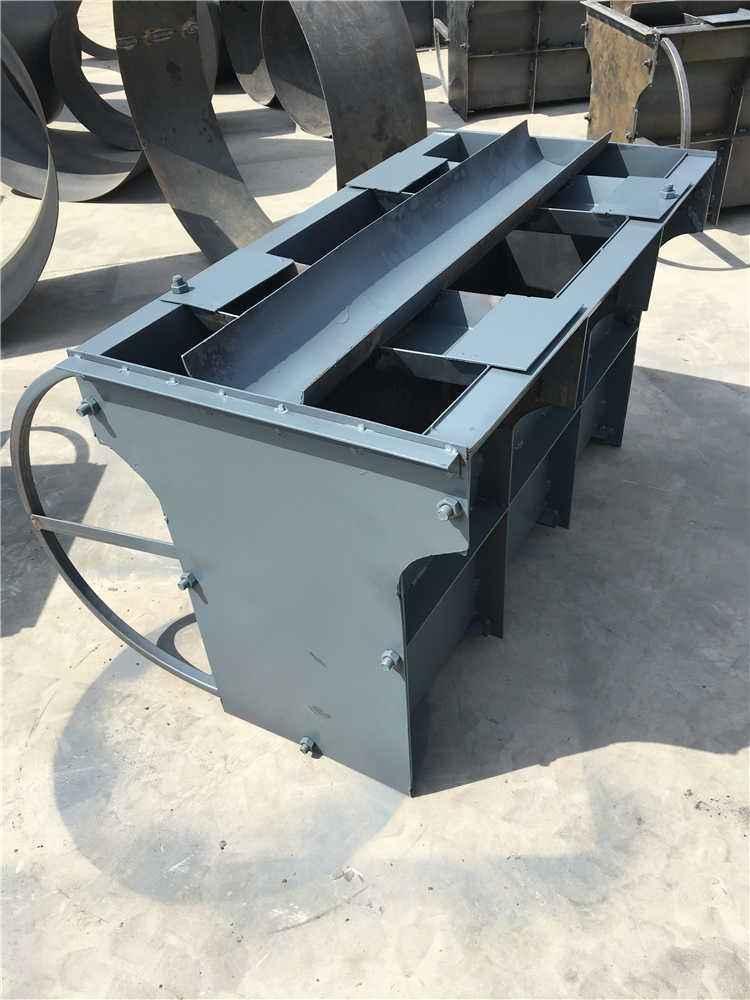 旭群混凝土隔離鋼墩模具的制作工藝