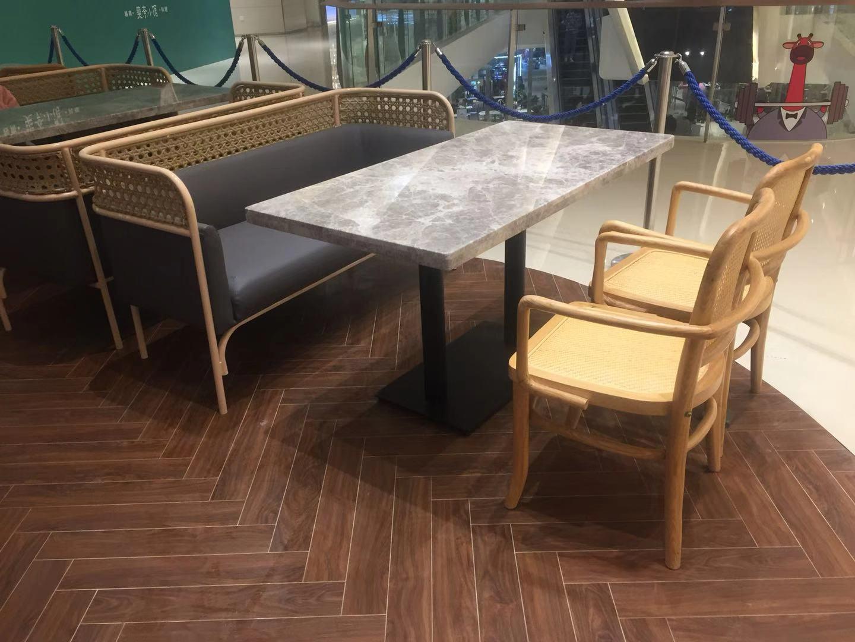 東南亞餐廳沙發怎么樣 藤編工藝沙發工廠