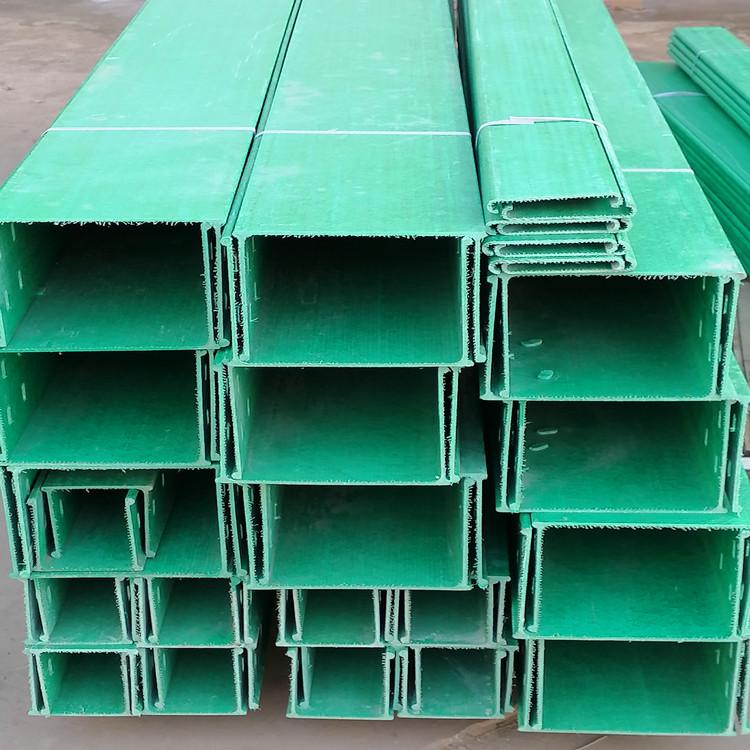 玻璃『钢电缆线槽 玻璃钢走线槽河北隆鑫复合材料有限公司