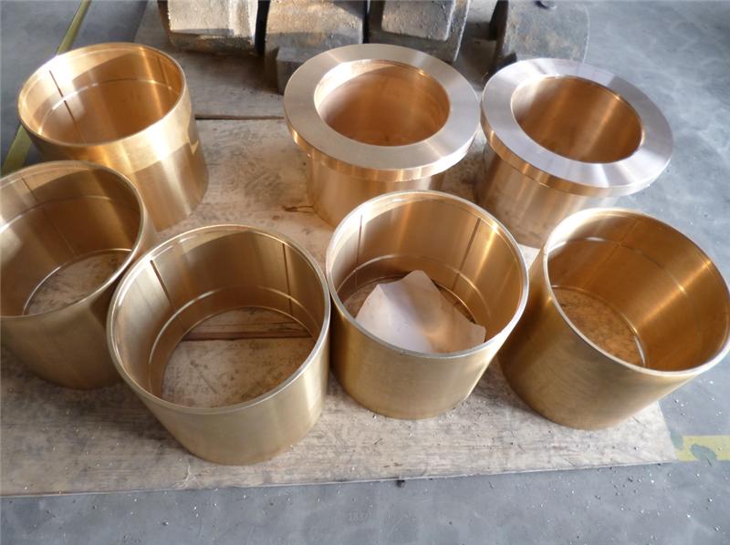 冶金設備銅套材質的選擇