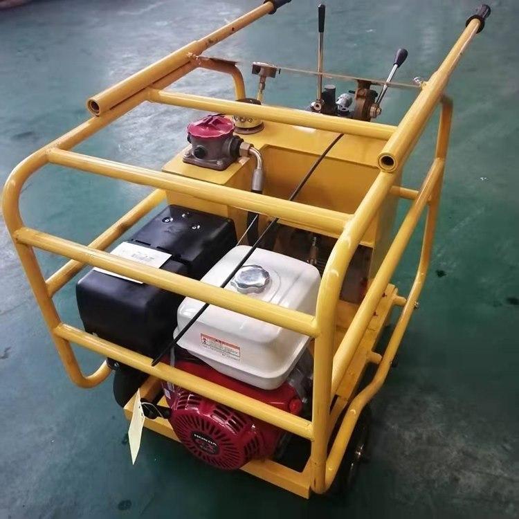 厂家供应液压站可定制液压系统手推式液压站