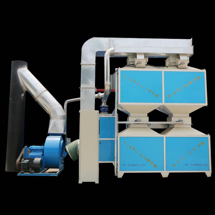 吉林鍍鋅廠廢氣處理設備