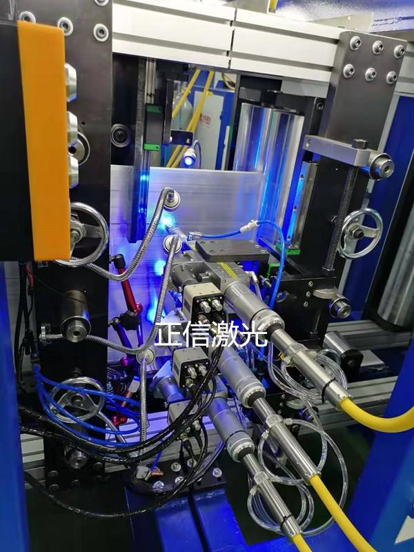 供应激光焊接机焊接铝材拼板
