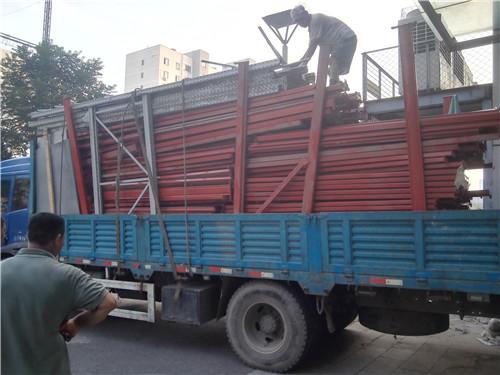 北京回收仓储货架(大量回收北京市库房闲置仓储货架)