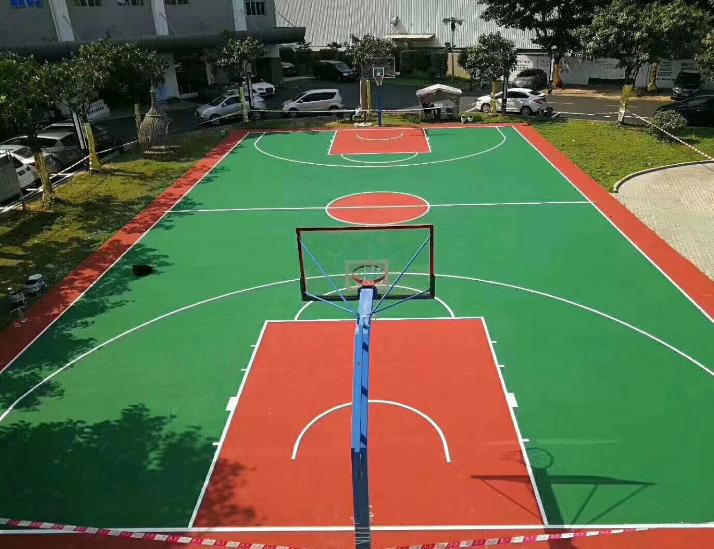 铺设球场地板价格-运动地板铺设材料