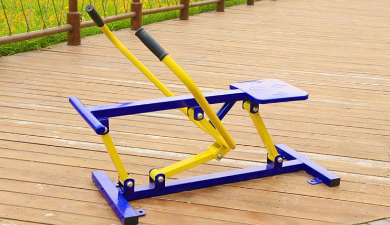 戶外健身器材-室外公園新農村老年人健身器材組合