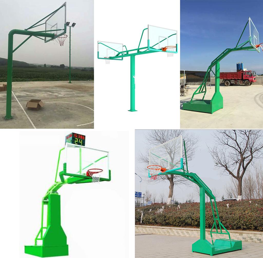 篮球架批发销售---柳州厂家直销 质量保证 售后无忧