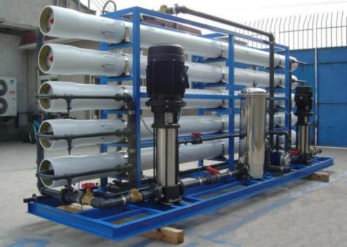 雙級反滲透設備 水處理設備廠家