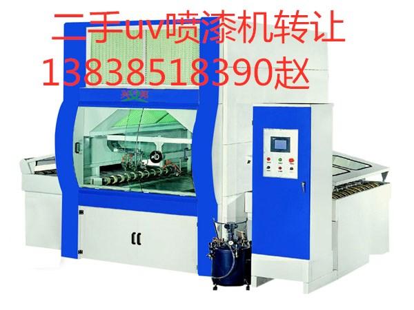 河南二手涂裝生產線設備回收 噴漆機二手回收廠家