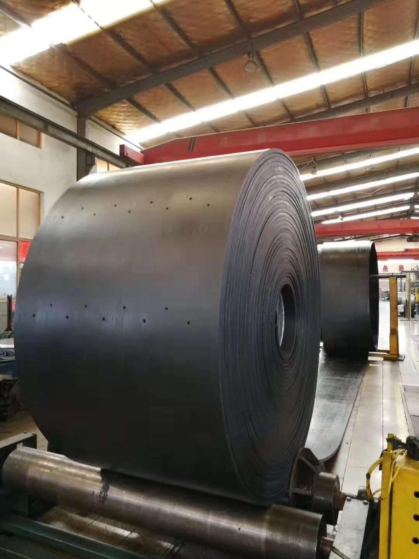 蘭州ST2000型鋼絲繩芯皮帶運輸力是多少