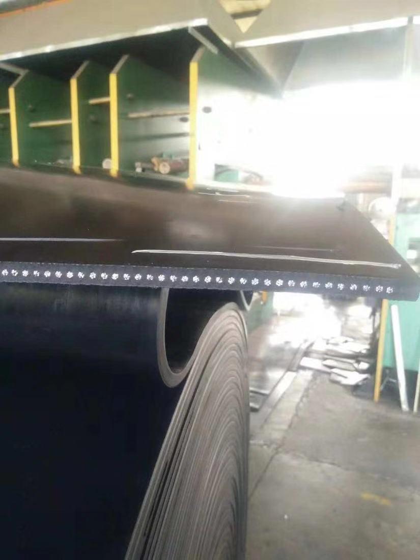 慶陽超寬鋼絲繩輸送帶粘合強度規格參數