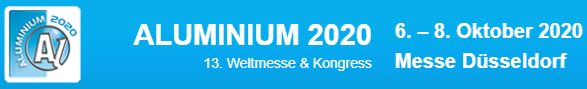 2020年德國鋁工業展w鋁制品展