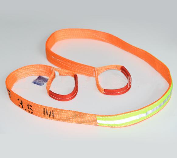 厂家专业供应起重吊带两头扣起重吊带起重扁平吊带起重吊