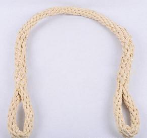 厂家直销 绝缘千斤绳 两头扣吊装绳 安全绳