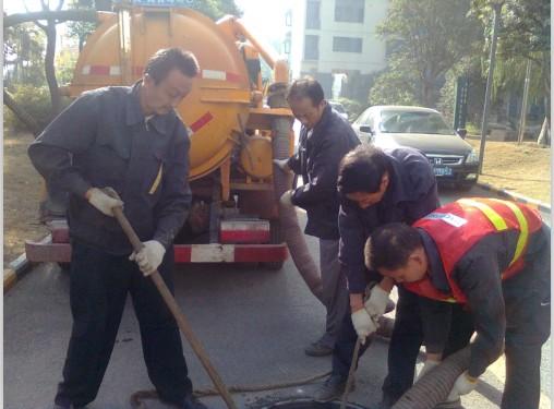 西安化粪池清理_宏举建筑工程_专业排污施工团队公司