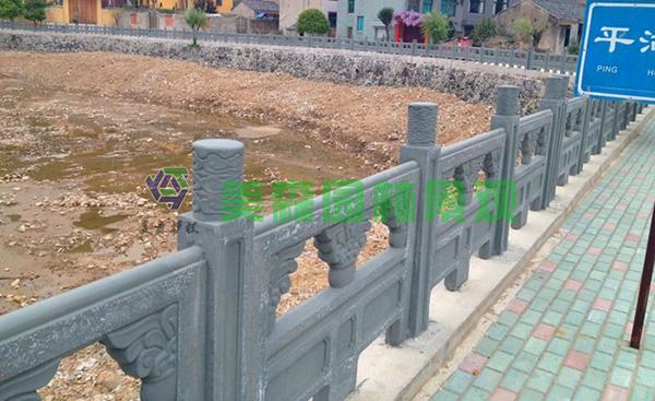 關于橋梁欄桿的知識你了解多少呢?鑄造石欄桿廠家-合肥鑄造石欄桿- 美森景觀護欄設計