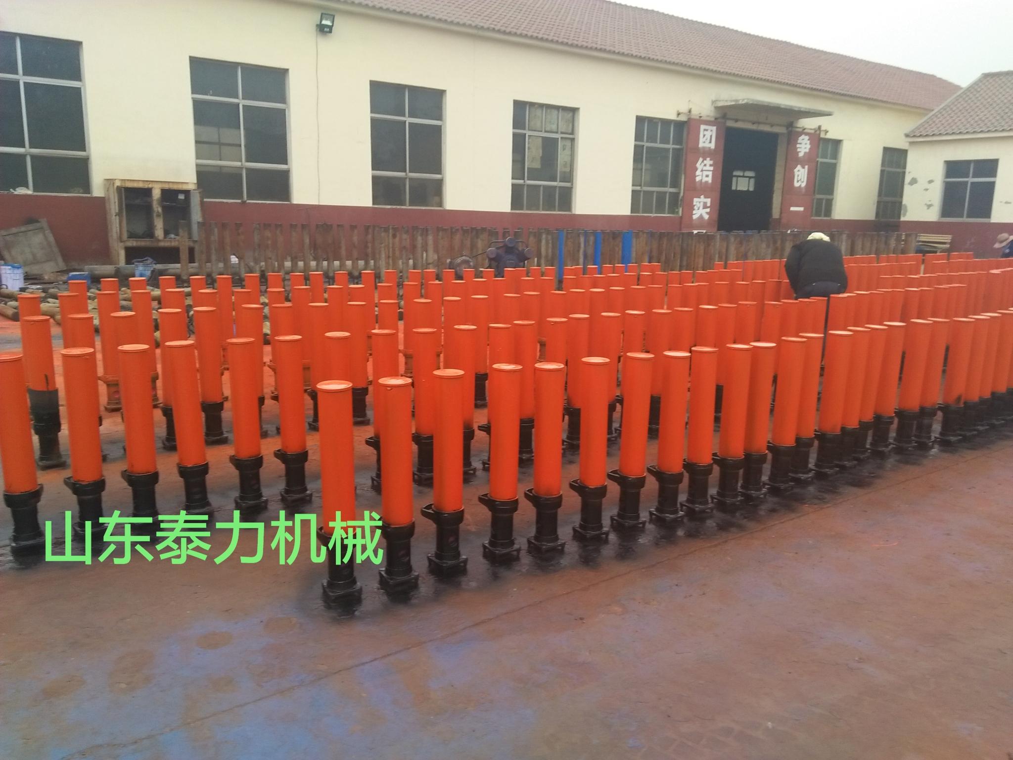 厂家供应山西2.5米单体液压支柱 煤安证齐全