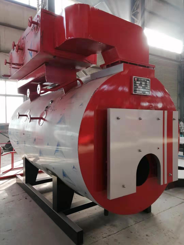 永兴直销卧式4吨低氮冷凝燃气蒸汽锅炉系列