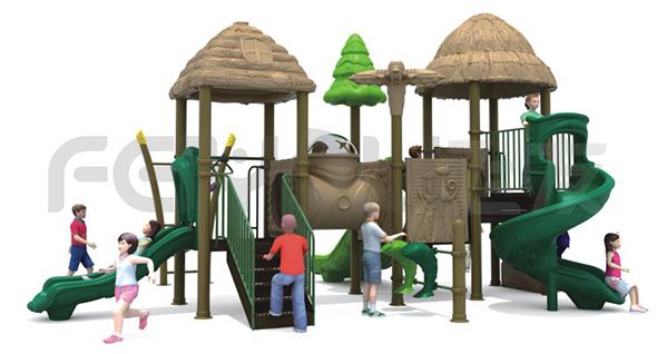 幼儿园教玩具产品直销小区组合滑梯定制