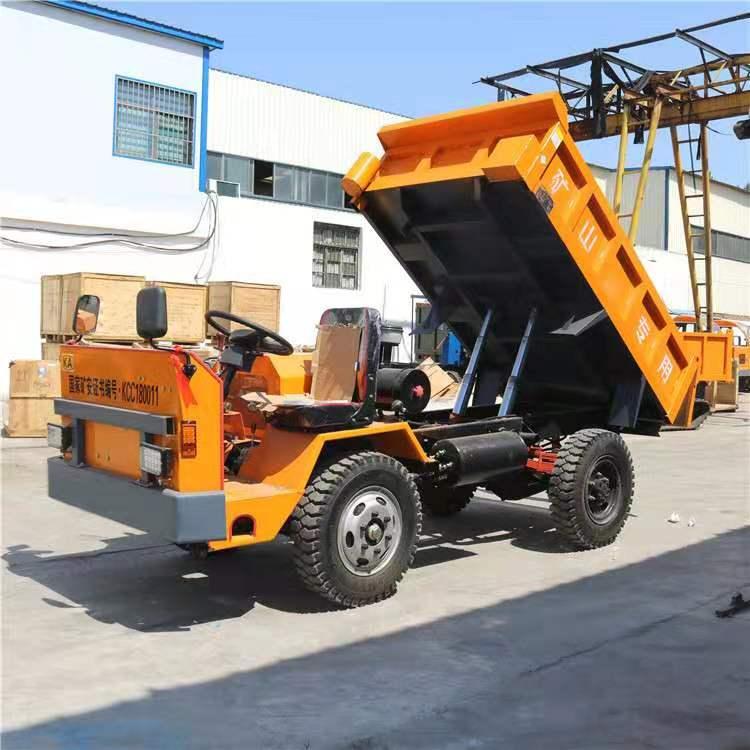 安徽BJ-004礦用運輸車4噸后驅礦用井下運輸車鋼板加厚
