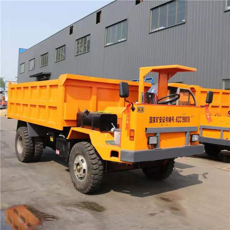 10噸礦用出渣車BJ-010斜井巷道礦石運輸車大型礦用運輸車