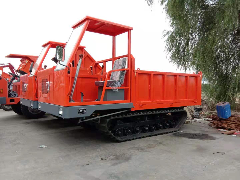 山地運輸履帶車 小型山地運輸車 山地木頭轉運履帶車