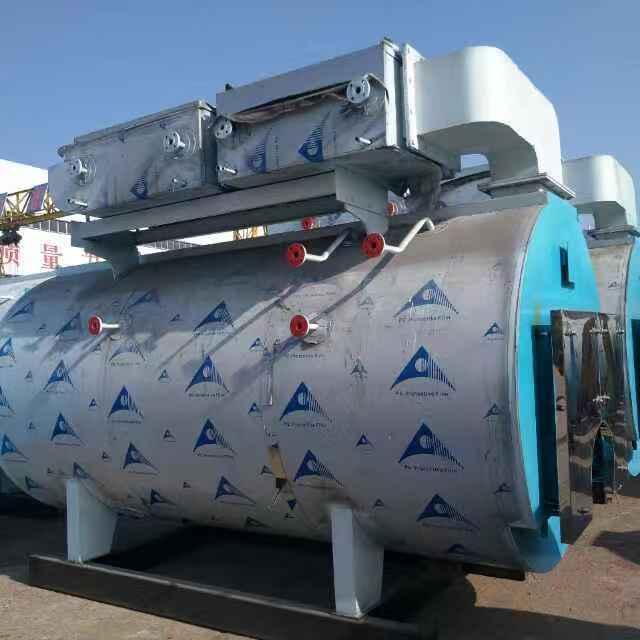 河南永兴锅炉集团卧式3吨燃气一体式冷凝锅炉