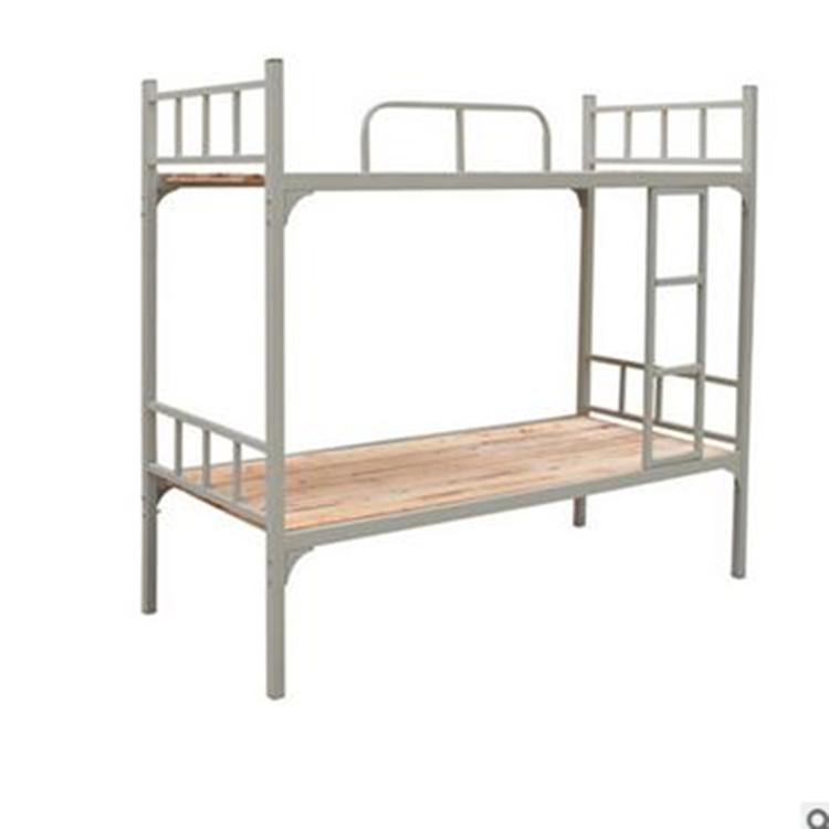 東莞學生上下鋪鐵架床 東莞康勝家具鐵床廠家 學生上下鋪鐵床定制
