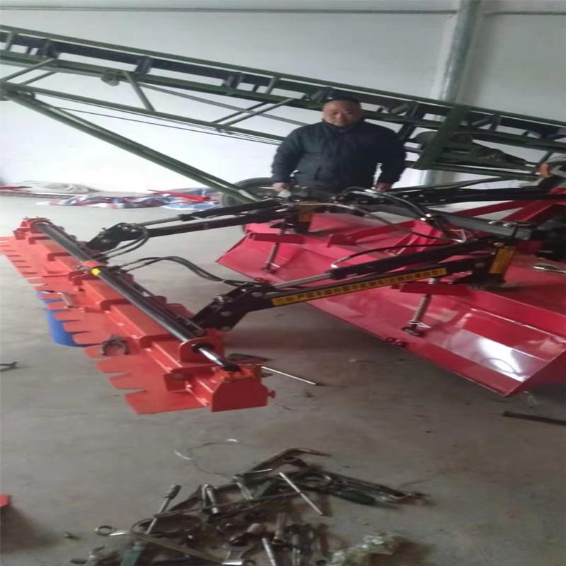 一马牌4.6米伸缩款全不锈钢水田平地机