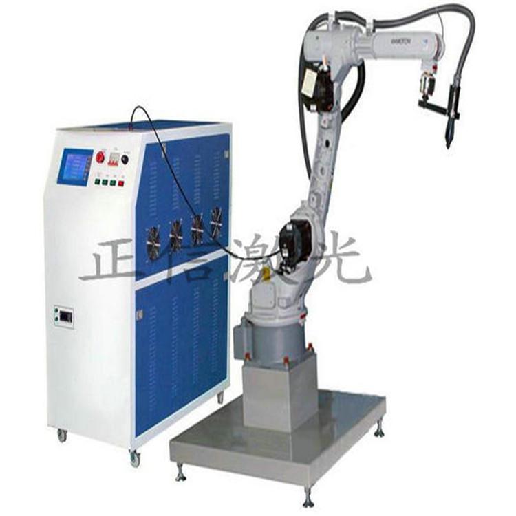 六轴机械手大功率激光焊接设备