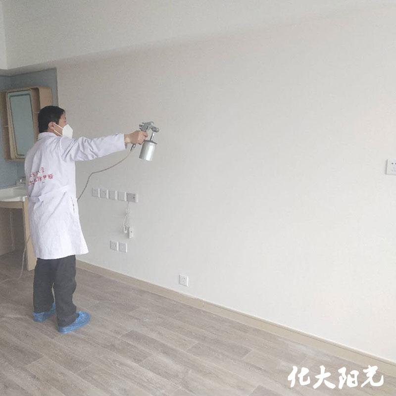 办公室除甲醛除味工装写字楼空气治理北京专业除甲醛