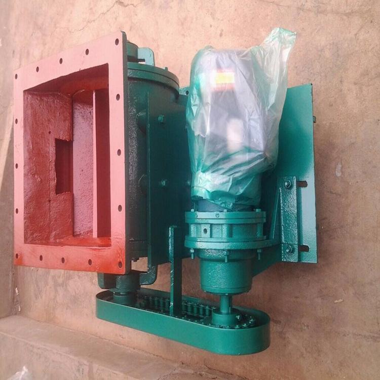 关风机卸料器-12型钢性耐磨叶轮给料机-除尘器耐高温星型卸灰阀正华销售