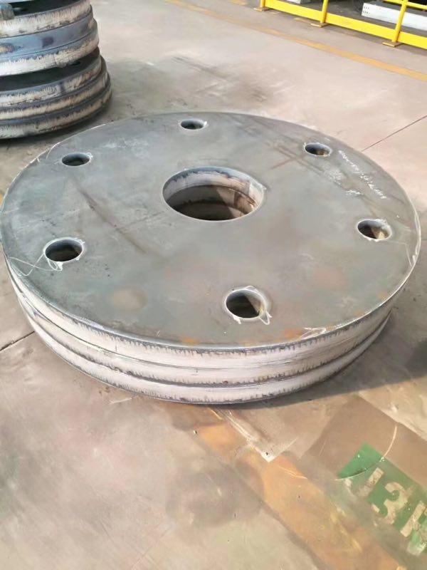 布氏硬度500HB的耐磨钢板