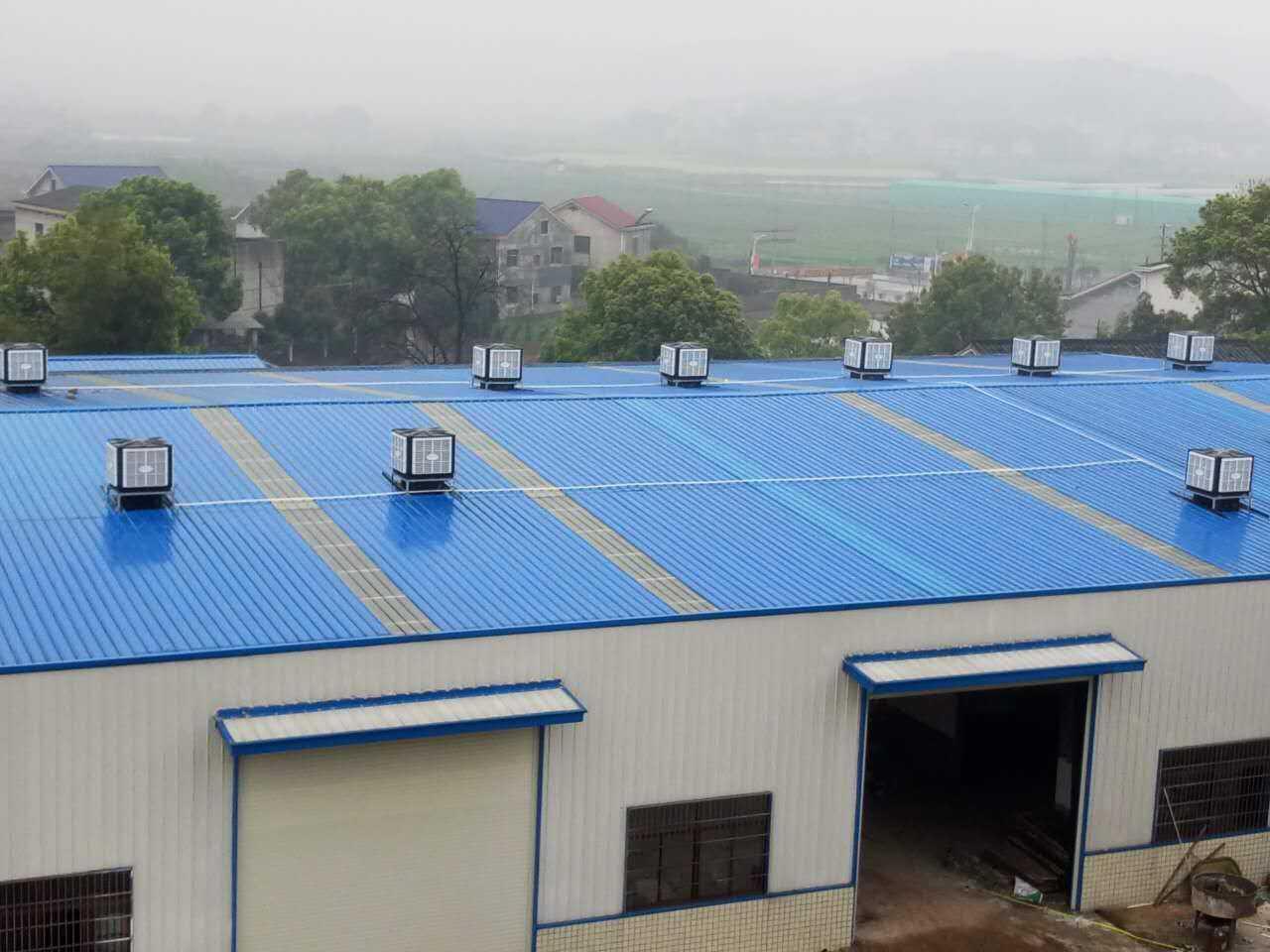 長沙華勇冷風機 環保空調廠家