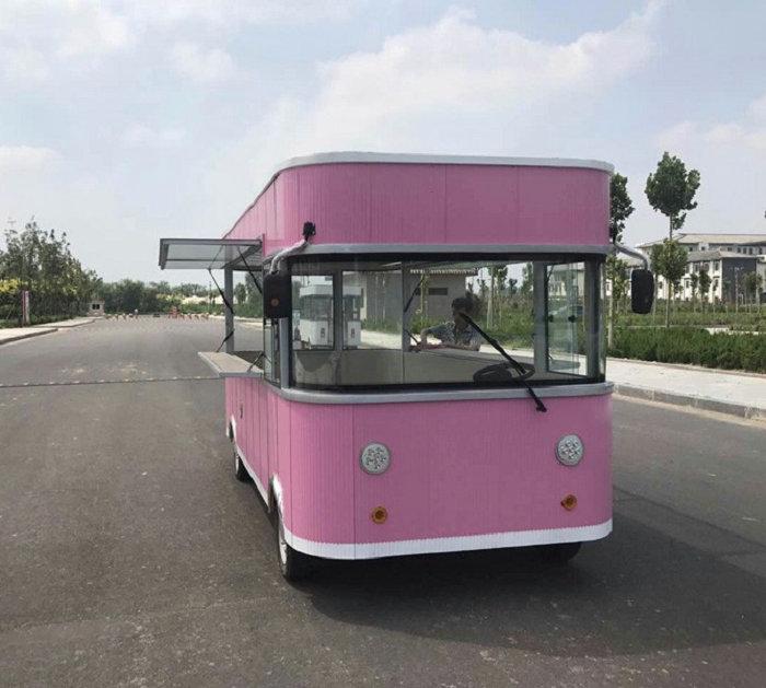 移動餐車|流動餐車|電動小吃車|四輪餐車|街景餐車|豪華電動餐車