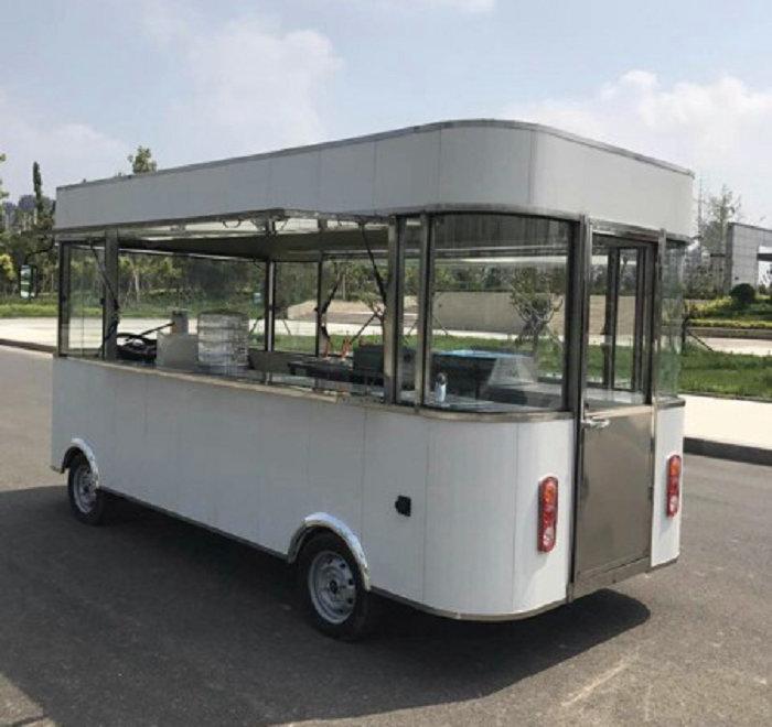 街景餐車|豪華電動餐車|可掛牌汽車餐車|電動四輪餐車|西餐餐車|小吃車