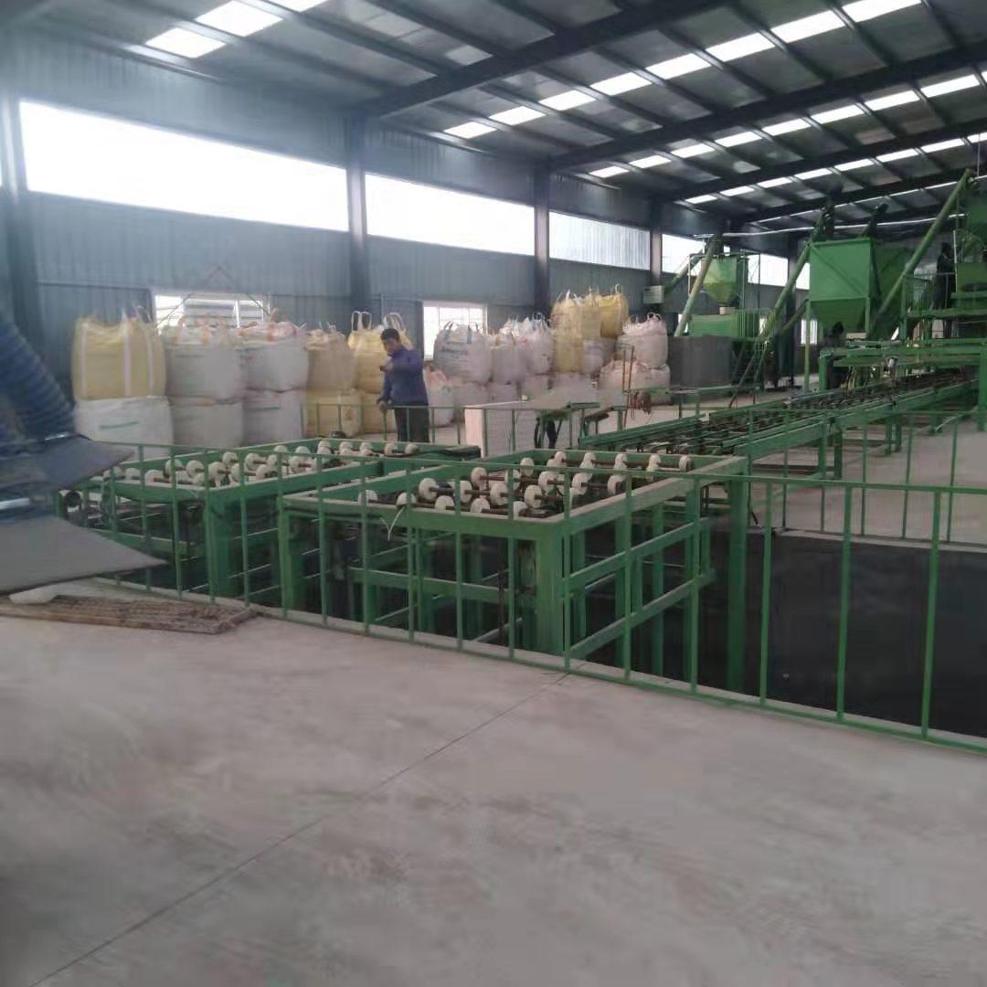 復合砂漿一體板生產設備