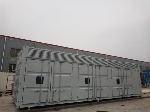 環保設備箱定制 河北集裝箱生產廠家