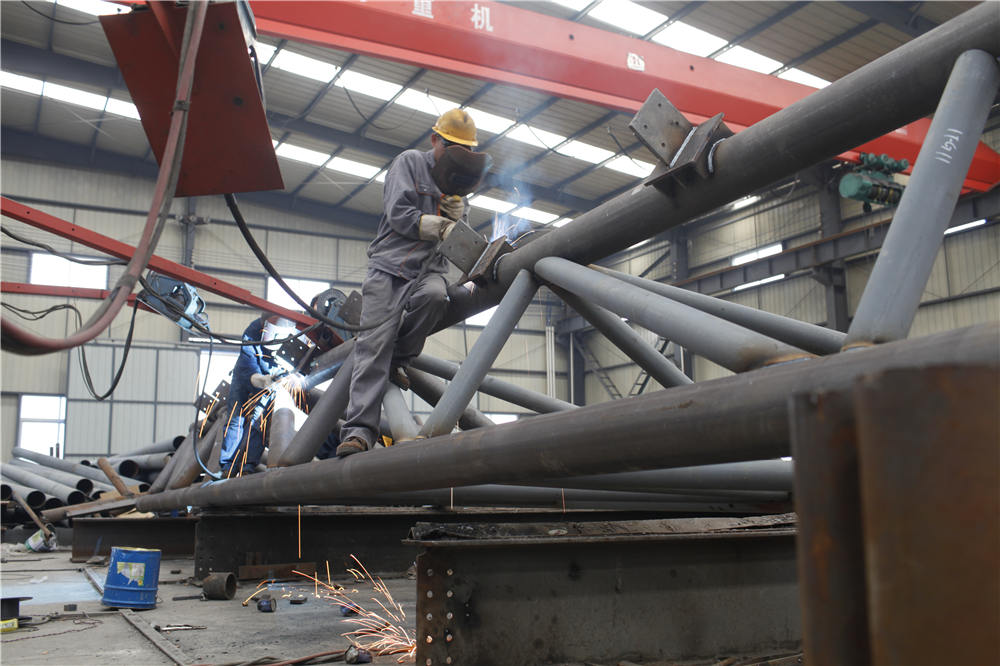 管桁架加工厂家管桁架加工制作